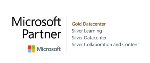 Microsoft Certified Gold Partner